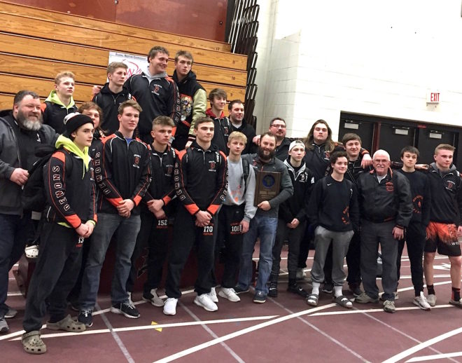 Burlington wrestling out to prove they're the best in Wisconsin
