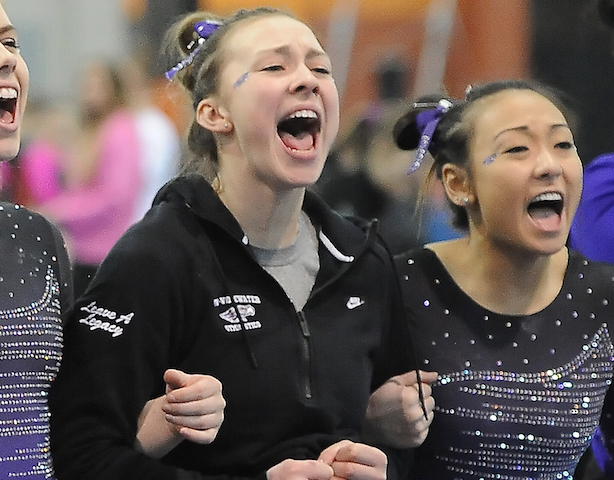 Burlington's Fitzpatrick, UW-Whitewater gymnastics head to nationals