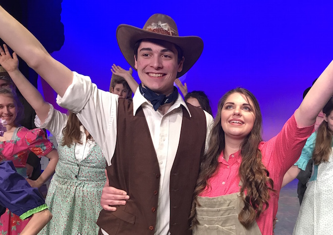 UGHS to stage 'Oklahoma!'