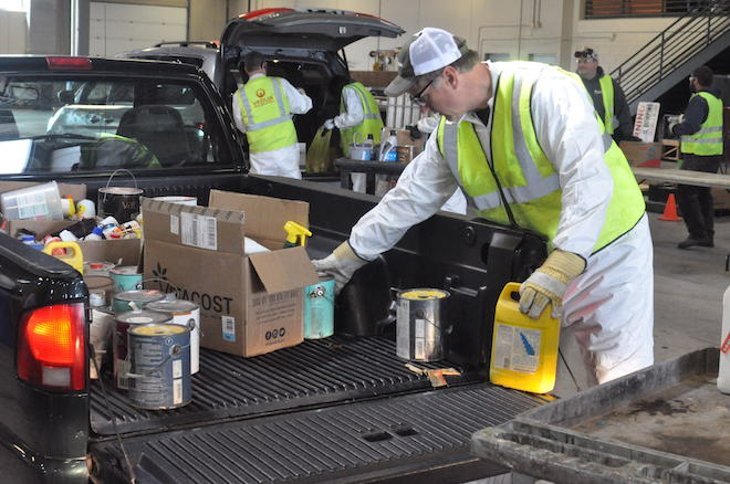 Clean Sweep event is Saturday