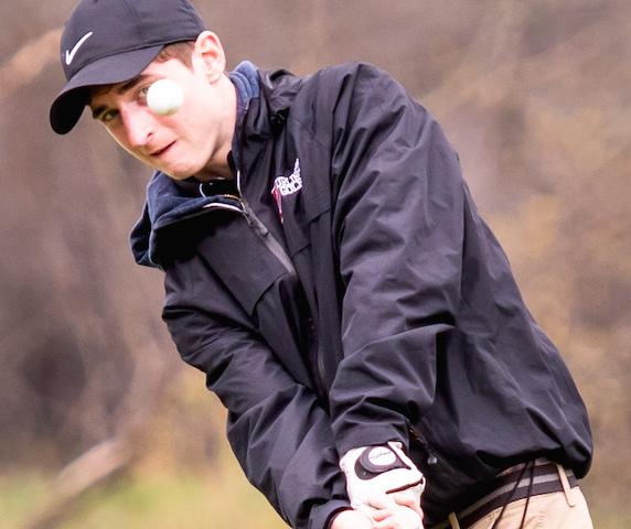 Burlington golf fires best round of season