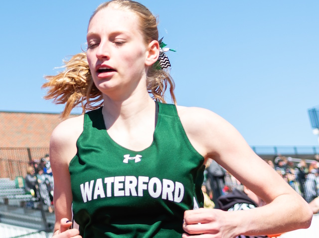 Waterford girls capture county crown