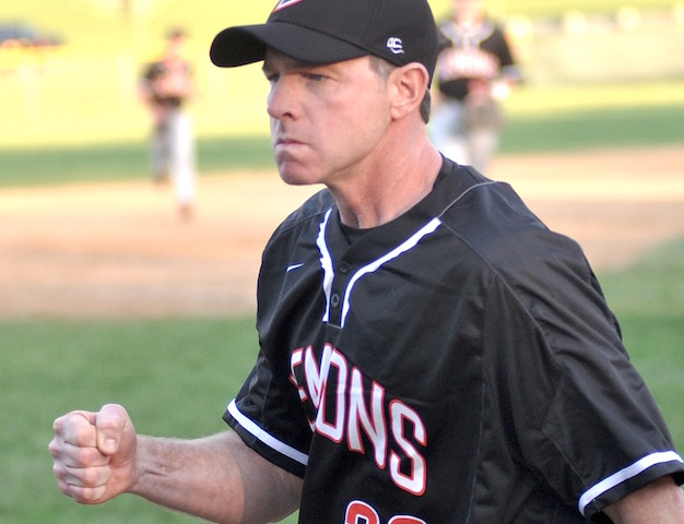 Burlington baseball inches closer to first place