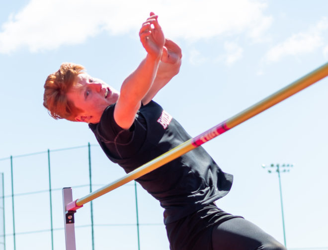 Burlington girls fourth, boys fifth at conference track