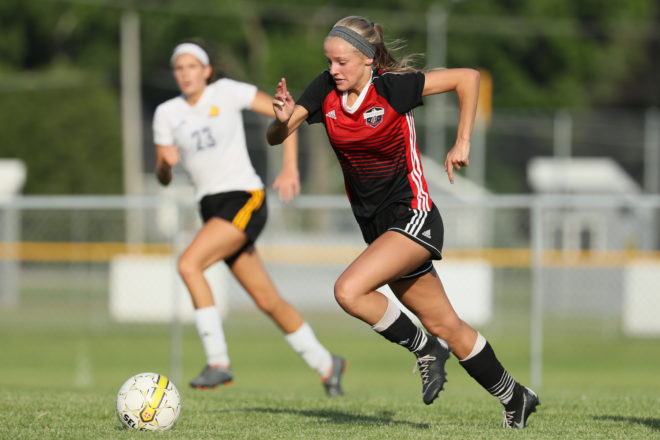 Stacked sectional catches up to Union Grove soccer