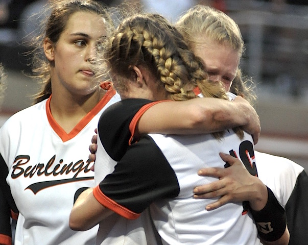 BREAKING: Burlington softball falls in state championship, gains perspective with unforgettable season