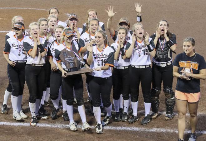 Burlington softball, baseball teams epitomize true underdog spirit