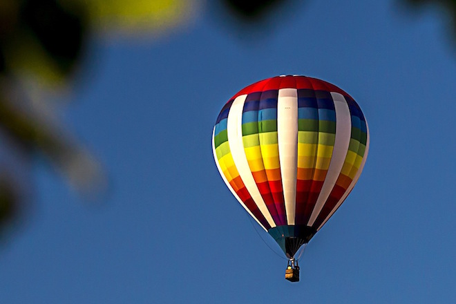 Balloonfest soars in Waterford