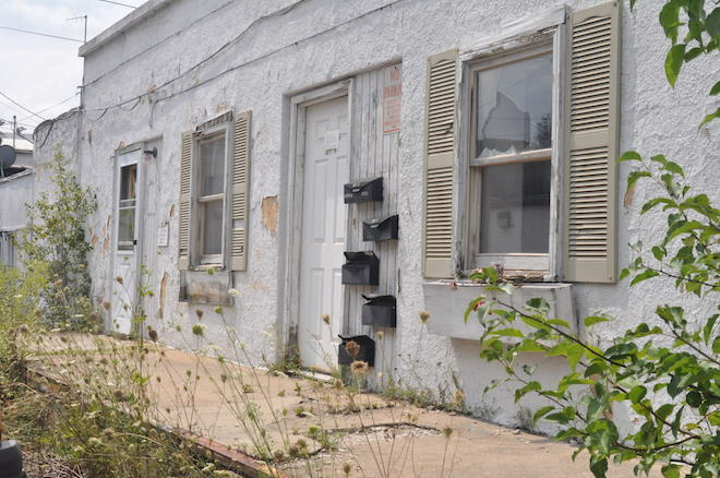 Options limited for blighted property