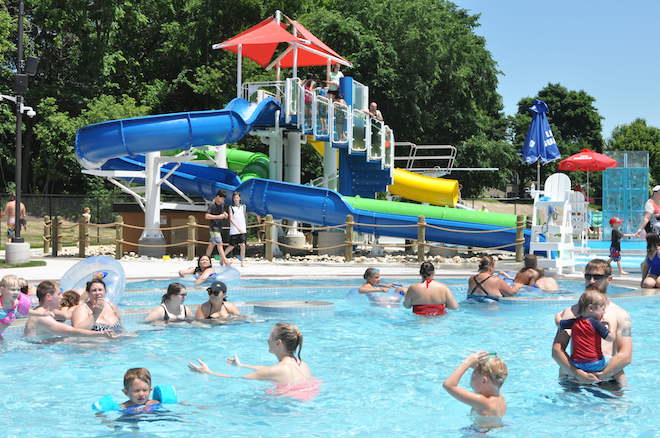 Aquatic Center exceeds expectations, director says