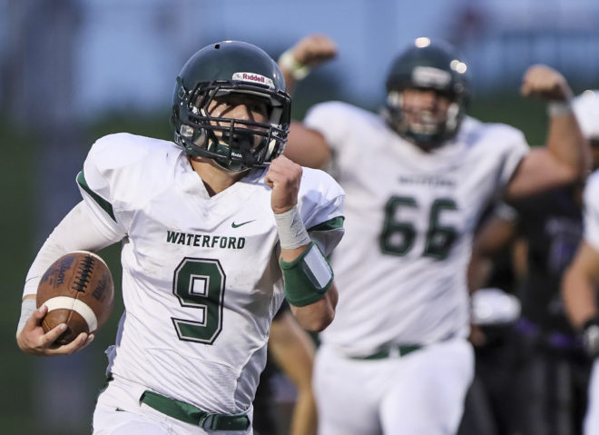 FOOTBALL PREDICTIONS: Webley's dominance highlights huge Burlington win, Waterford-Badger epic battle tonight