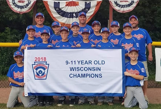 Little League state champs to get parade Friday