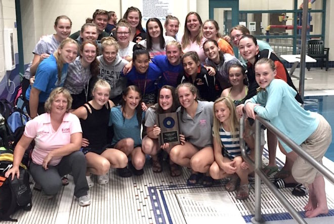 Swimming defending champs hope for repeat