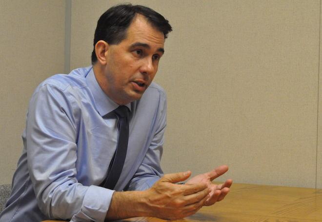 Walker focuses on closing gap