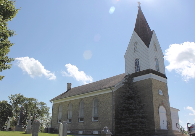 Norway Lutheran Church celebrates 175 years