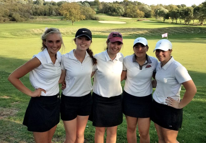Parco fast tracks way to state golf