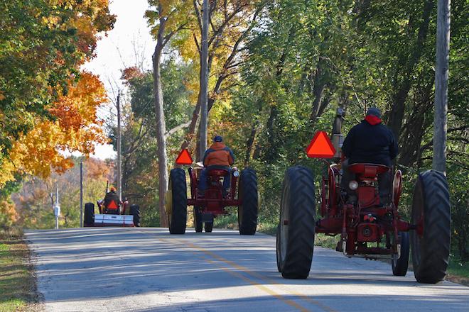 Tractorcade