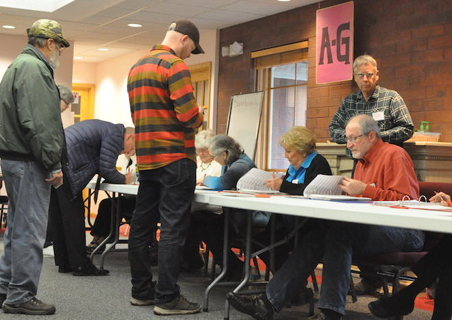 City sends urgent plea for poll workers