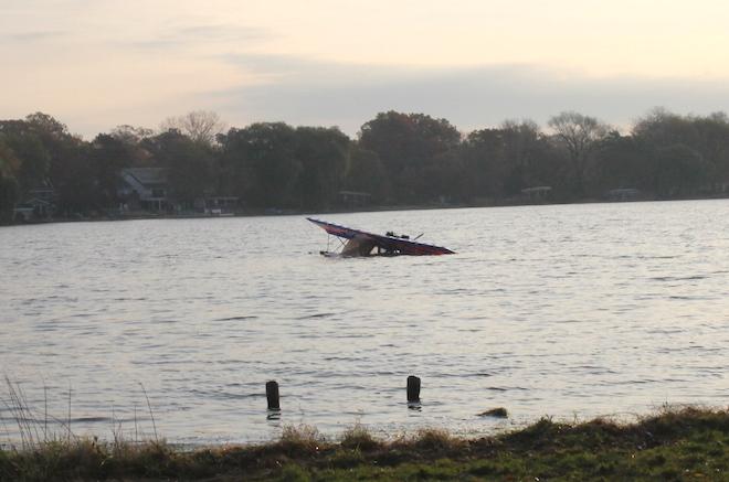 Federal authorities investigating plane crash