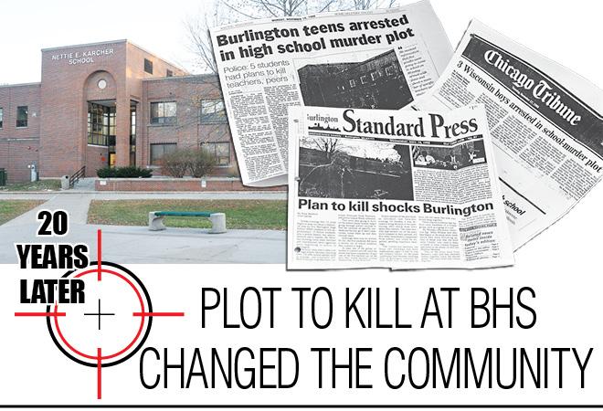 Murder plot shook community to its core