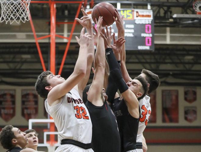Westosha holds off Burlington with 'stall' ball