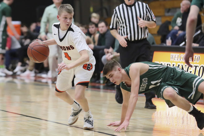 Clutch performance: Klug sparks rally as Burlington survives upset-minded Waterford
