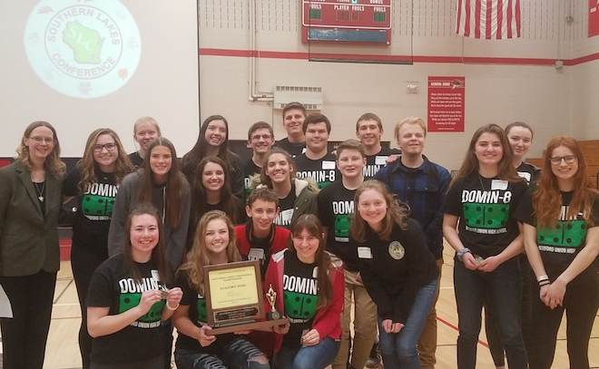 Waterford captures ninth straight academic title