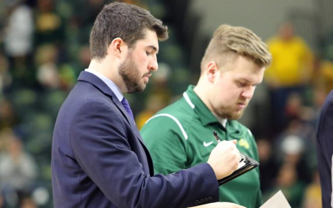 Living the dream: Catholic Central grad will help coach in the NCAA college basketball tournament