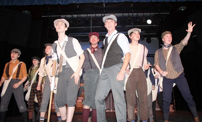 CCHS presents 'Newsies'