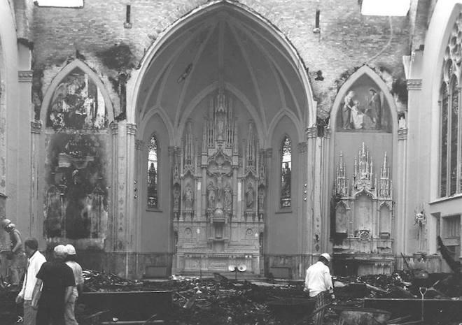 Faith tested in fire