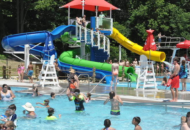 Aquatic Center policy favors local residents