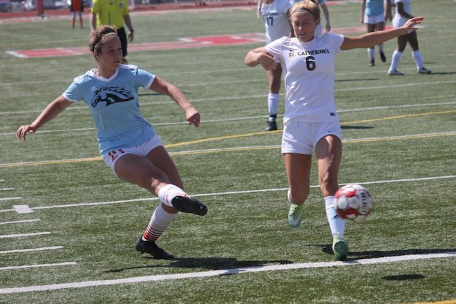 Bronco soccer loses in battle of state-ranked opponents