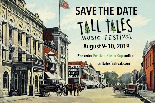 Tall Tales Festival to offer wide array of music
