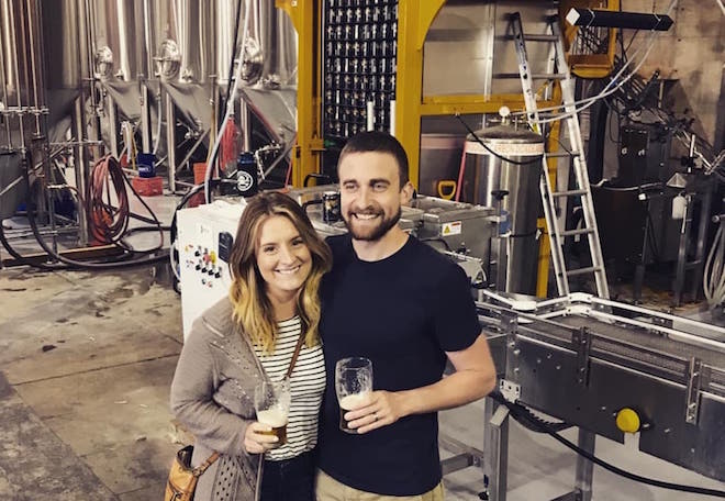 Brewing with a family foundation