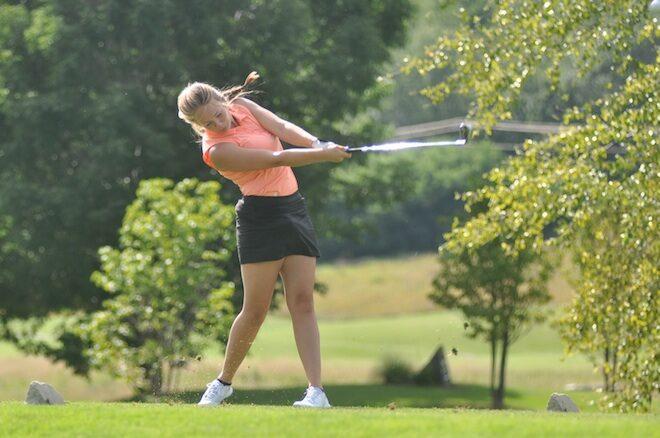 Girls Golf: Demons showing improvement