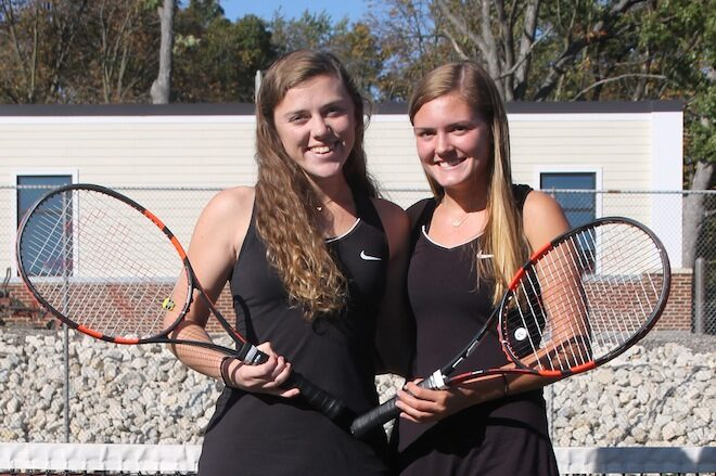 Synergy helps duo surge in tennis