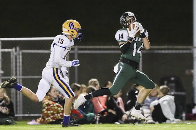 Wolverines dominate Comets with two-headed rushing attack