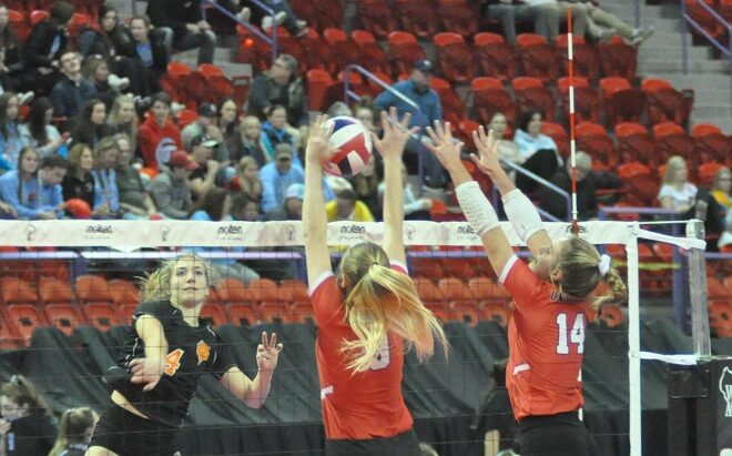 WIAA Volleyball: Burlington downs Union Grove in state quarterfinal