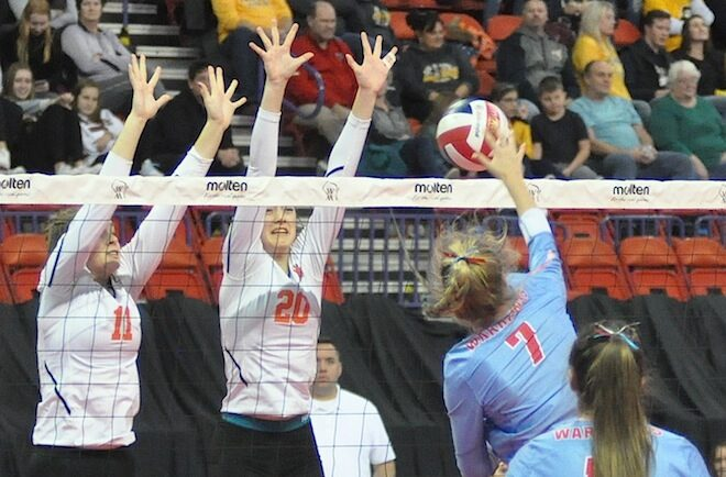 WIAA Volleyball: Arrowhead ends Demons' state run
