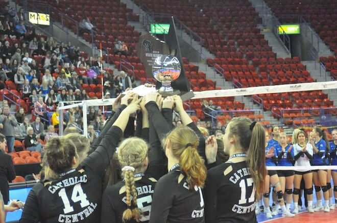 WIAA Volleyball: Hilltoppers finish as state runners-up