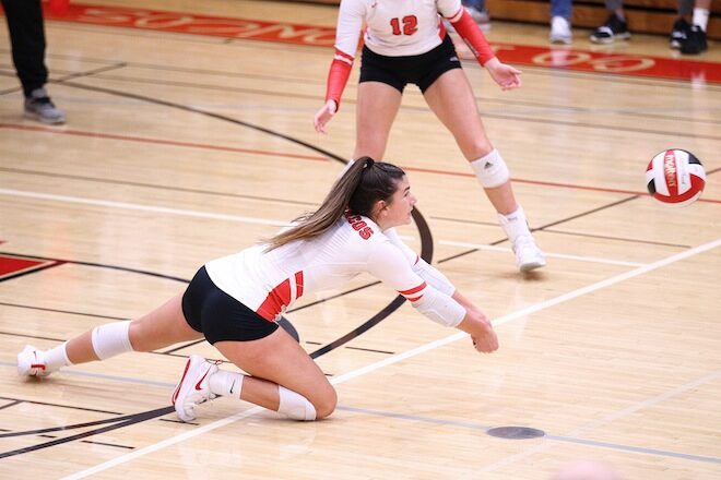 WIAA Volleyball: Grove snags regional volleyball title