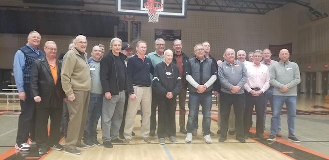 Boys basketball: Honoring a legend