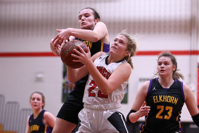 Girls basketball: Grove's tempo, transition play downs taller Elks