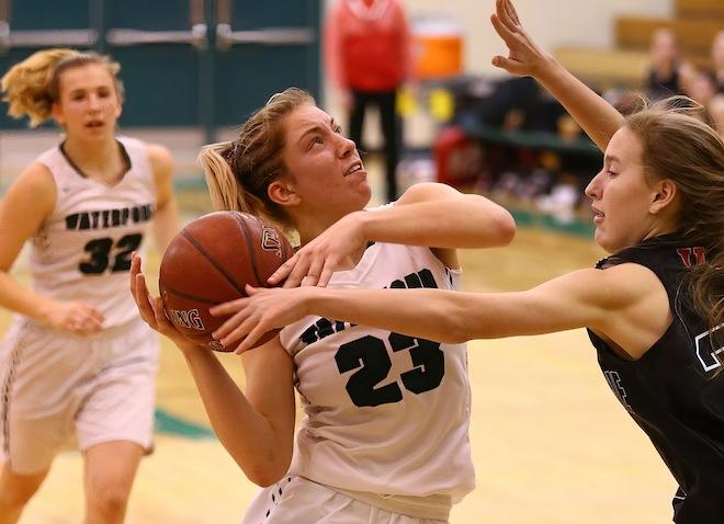 Girls basketball: Wolverine girls avenge early season loss to Grove
