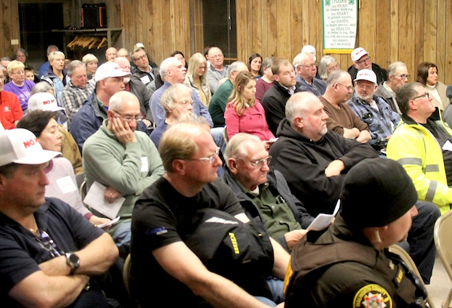 Town denies proposed gravel pit