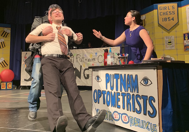 Musical casts its spell