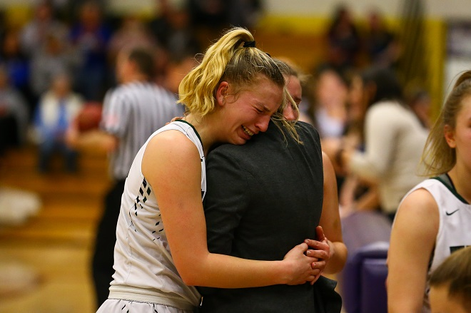 Girls basketball: Waterford girls fight to the end