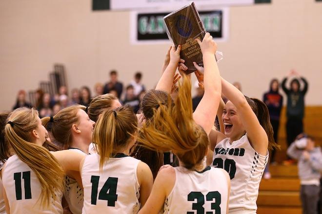 Girls basketball: Regional Champs