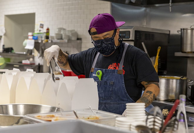 Acclaimed chef, area native team up to deliver pop-up food event