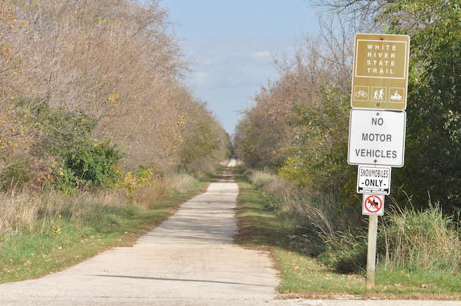 County is catalyst for trail extension